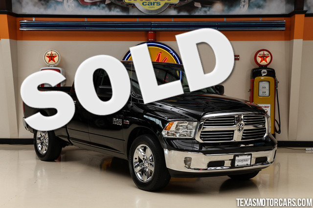 2015 Ram 1500 Big Horn This Carfax 1-Owner 2015 Ram 1500 Big Horn is in great shape with only 7 4