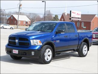 2015 Ram 1500 Outdoorsman EcoDiesel MultiMedia/Sport20s/Buckets  in  Iowa