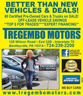 2015 Ram 1500 4X4 4D Tradesman Bentleyville, Pennsylvania 65