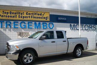 2015 Ram 1500 4X4 4D Tradesman Bentleyville, Pennsylvania 32