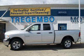 2015 Ram 1500 4X4 4D Tradesman Bentleyville, Pennsylvania 44