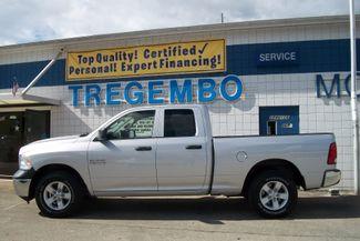 2015 Ram 1500 4X4 4D Tradesman Bentleyville, Pennsylvania 63