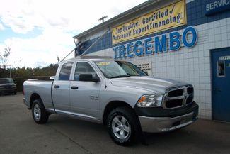 2015 Ram 1500 4X4 4D Tradesman Bentleyville, Pennsylvania 22