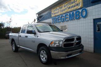 2015 Ram 1500 4X4 4D Tradesman Bentleyville, Pennsylvania 36