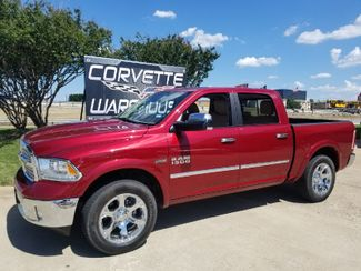 2015 Ram 1500 Laramie 4x4, NAV, Chromes 17k! | Dallas, Texas | Corvette Warehouse  in Dallas Texas