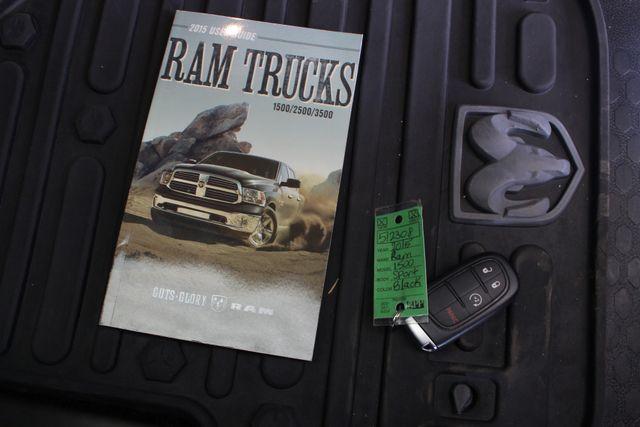 2015 Ram 1500 Sport Crew Cab RWD - NAVIGATION - SUNROOF! Mooresville , NC 19