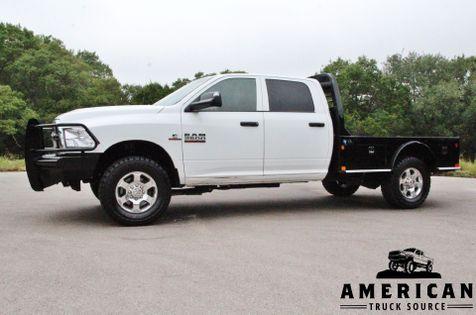 2015 Ram 2500 Tradesman - 4x4 - Flatbed in Liberty Hill , TX