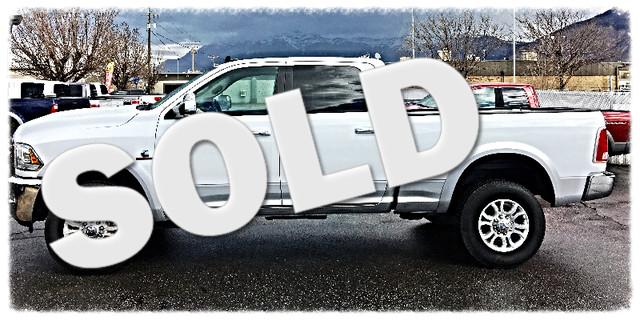 2015 Ram 2500 Laramie Ogden, Utah 0
