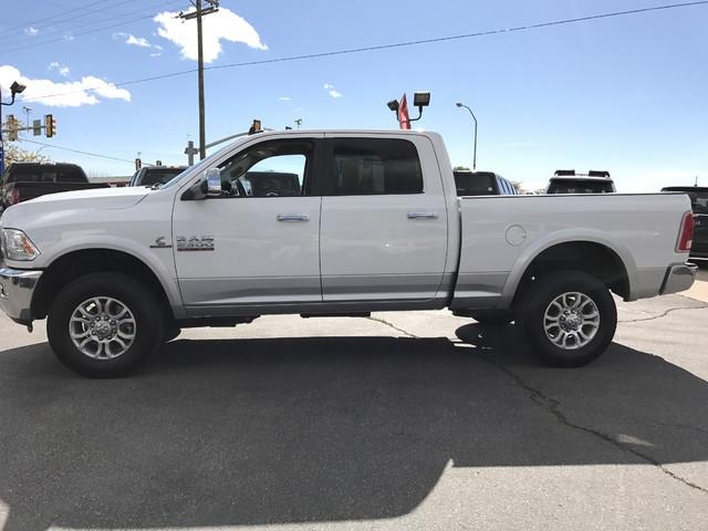 2015 Ram 2500 Laramie Ogden, Utah 2