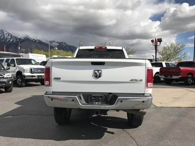 2015 Ram 2500 Laramie Ogden, Utah 5