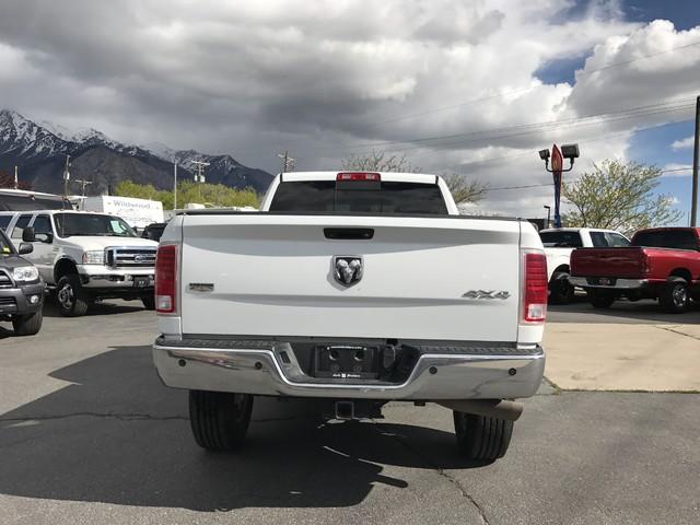 2015 Ram 2500 Laramie Ogden, Utah 6