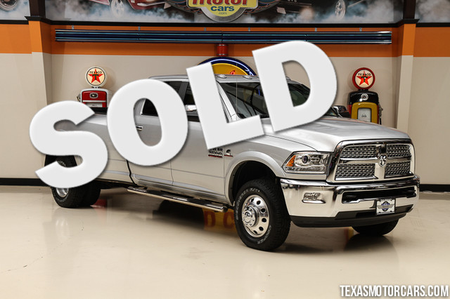 2015 Ram 3500 Laramie This Carfax 1-Owner 2015 Ram 3500 Laramie is in great shape with only 26 31