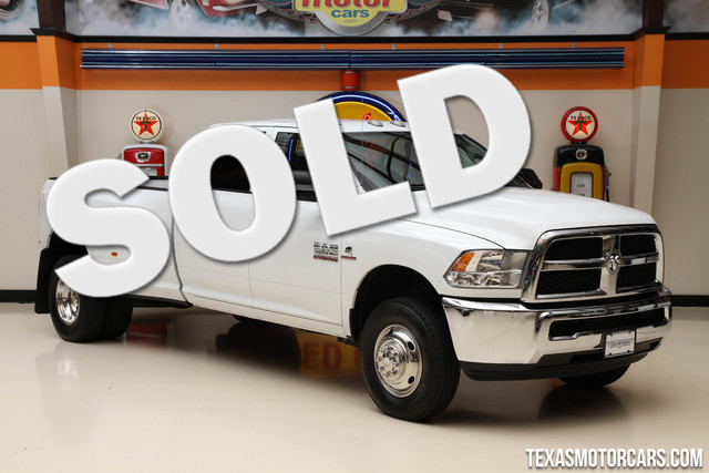 2015 Ram 3500 Tradesman This Carfax 1-Owner 2015 Ram 3500 Tradesman is in great shape with only 69