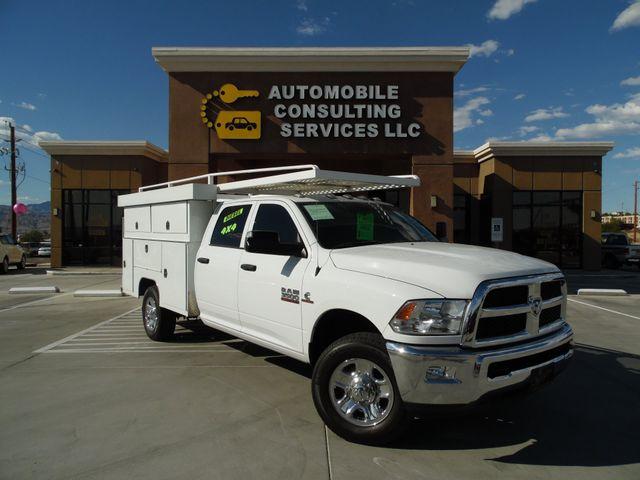 2015 Ram 3500 Tradesman 4X4 Bullhead City, Arizona 0