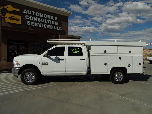 2015 Ram 3500 Tradesman 4X4 Bullhead City, Arizona 3