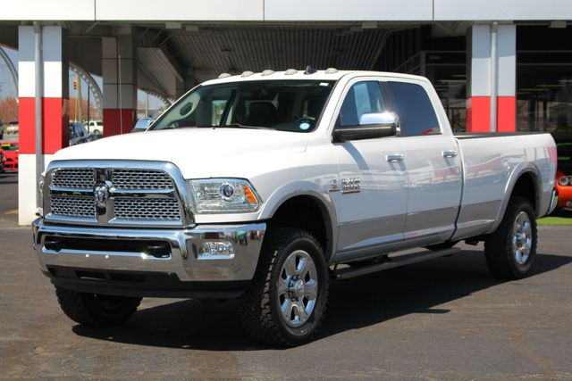 2015 Ram 3500 Laramie Crew Cab Long Bed 4x4 - LIFTED - 6SP! Mooresville , NC 23
