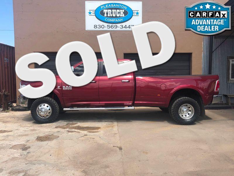 2015 Ram 3500 Laramie | Pleasanton, TX | Pleasanton Truck Company in Pleasanton TX