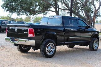 2015 Ram 3500 SRW Laramie Mega Cab 4X4 6.7L Cummins Diesel AISIN Auto Loaded Sealy, Texas 11