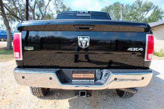 2015 Ram 3500 SRW Laramie Mega Cab 4X4 6.7L Cummins Diesel AISIN Auto Loaded Sealy, Texas 20