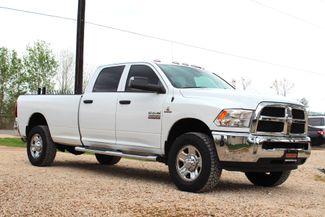 2015 Ram 3500 SRW Tradesman Crew Cab 4X4 6.7L Cummins Diesel Auto Sealy, Texas 1
