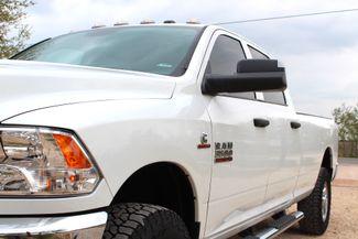 2015 Ram 3500 SRW Tradesman Crew Cab 4X4 6.7L Cummins Diesel Auto Sealy, Texas 4