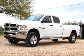 2015 Ram 3500 SRW Tradesman Crew Cab 4X4 6.7L Cummins Diesel Auto Sealy, Texas 5