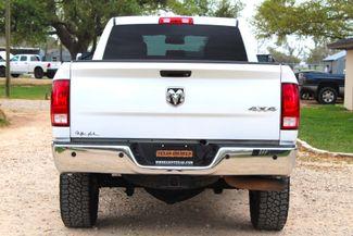 2015 Ram 3500 SRW Tradesman Crew Cab 4X4 6.7L Cummins Diesel Auto Sealy, Texas 9