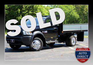 2015 Ram 5500 Tradesman REG Cab 4x4  FLAT BED - CUMMINS! Mooresville , NC