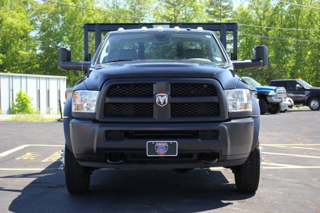 2015 Ram 5500 Tradesman REG Cab 4x4  FLAT BED - CUMMINS! Mooresville , NC 10