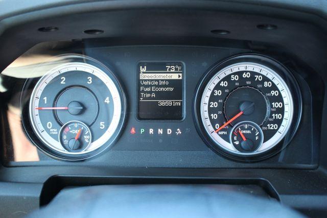 2015 Ram 5500 Tradesman REG Cab 4x4  FLAT BED - CUMMINS! Mooresville , NC 5