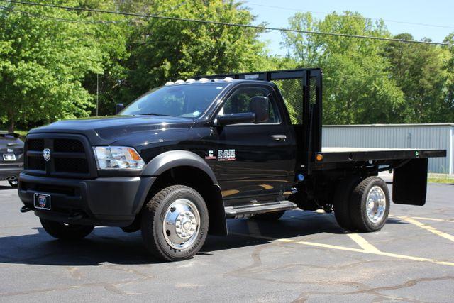 2015 Ram 5500 Tradesman REG Cab 4x4  FLAT BED - CUMMINS! Mooresville , NC 15