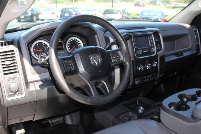 2015 Ram 5500 Tradesman REG Cab 4x4  FLAT BED - CUMMINS! Mooresville , NC 19