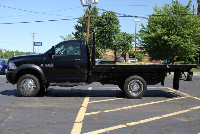 2015 Ram 5500 Tradesman REG Cab 4x4  FLAT BED - CUMMINS! Mooresville , NC 9