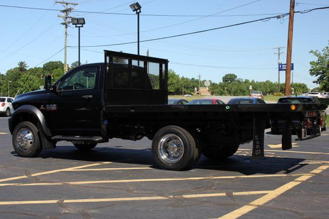 2015 Ram 5500 Tradesman REG Cab 4x4  FLAT BED - CUMMINS! Mooresville , NC 16