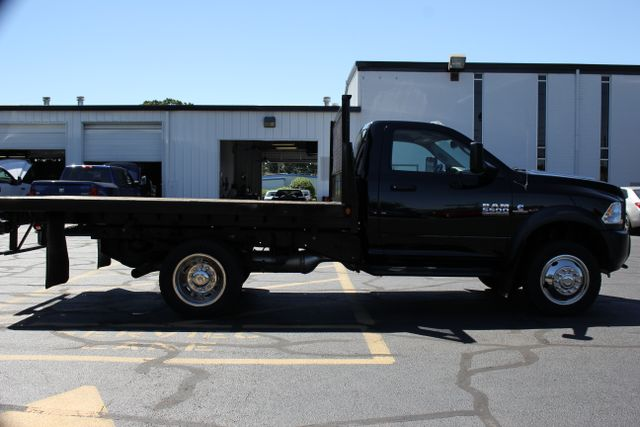 2015 Ram 5500 Tradesman REG Cab 4x4  FLAT BED - CUMMINS! Mooresville , NC 8