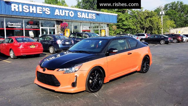2015 Scion TC Release  9.0 Release Series | Ogdensburg, New York | Rishe's Auto Sales in Ogdensburg New York