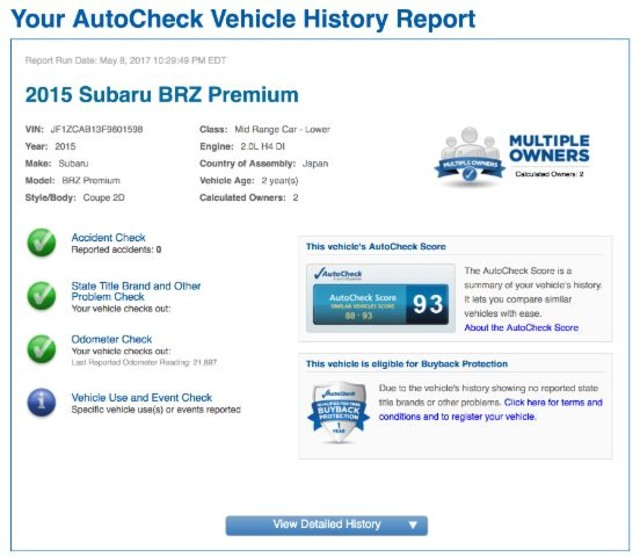 2015 Subaru BRZ Premium San Antonio , Texas 11