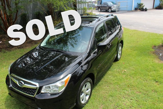 2015 Subaru Forester 2.5i Limited | Charleston, SC | Charleston Auto Sales in Charleston SC