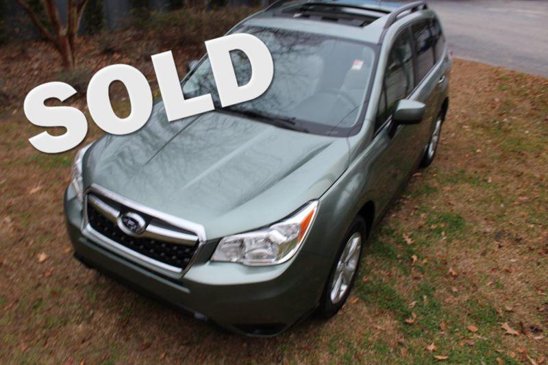 2015 Subaru Forester 2.5i Premium   Charleston, SC   Charleston Auto Sales in Charleston SC