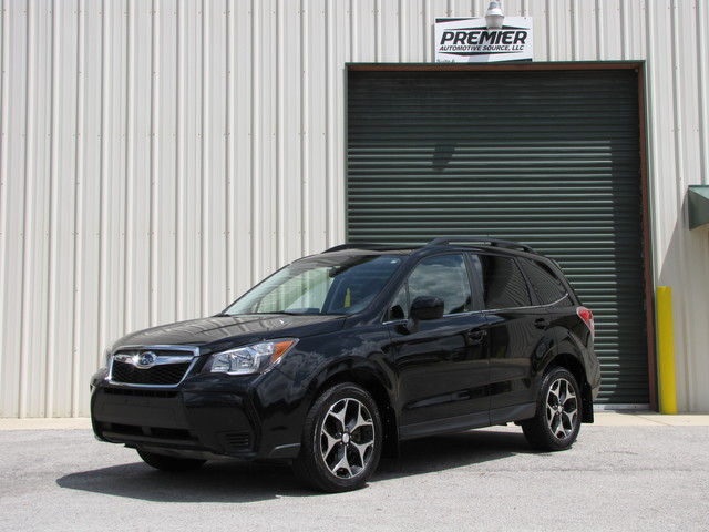 2015 Subaru Forester 2.0XT Premium Jacksonville , FL 40