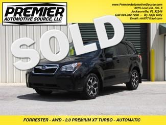 2015 Subaru Forester 2.0XT Premium Jacksonville , FL