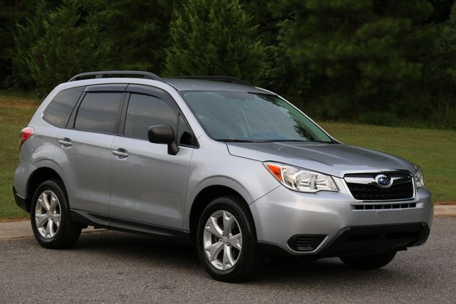 2015 Subaru Forester 2.5i Mooresville, North Carolina 0