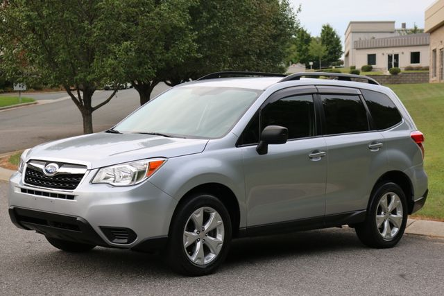 2015 Subaru Forester 2.5i Mooresville, North Carolina 2