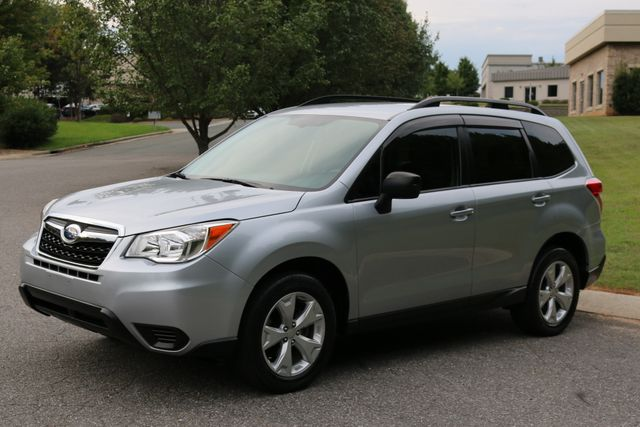 2015 Subaru Forester 2.5i Mooresville, North Carolina 44