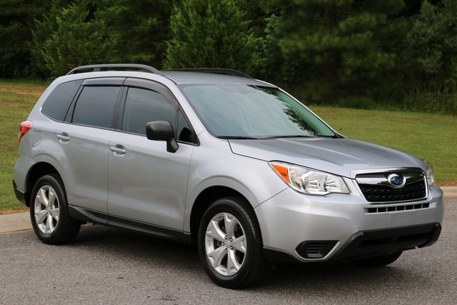 2015 Subaru Forester 2.5i Mooresville, North Carolina 52