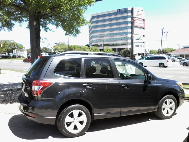 2015 Subaru Forester 2.5i Premium San Antonio, Texas 5