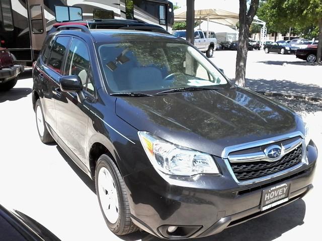 2015 Subaru Forester 2.5i Premium San Antonio, Texas 6