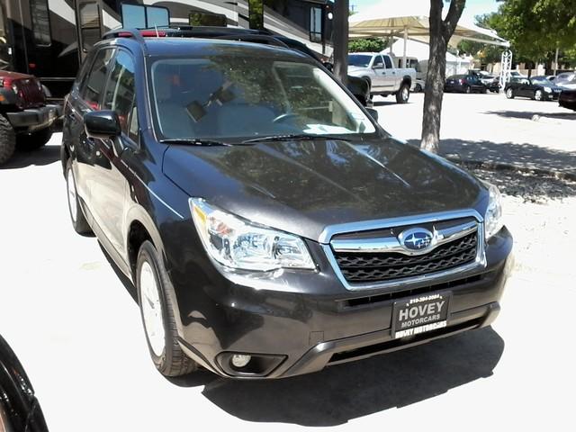 2015 Subaru Forester 2.5i Premium San Antonio, Texas 1