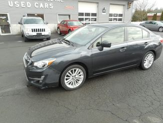 2015 Subaru Impreza Premium New Windsor, New York 8