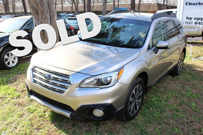 2015 Subaru Outback 2.5i Limited   Charleston, SC   Charleston Auto Sales in Charleston SC